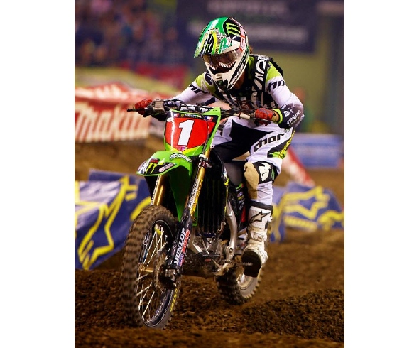 Supercross 250 East: Traxxas-Sponsored Cristophe Pourcel Wins at Indy