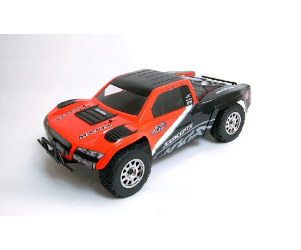 JConcepts Illuzion Manta and Dare bodies for the Kyosho Ultima SC truck