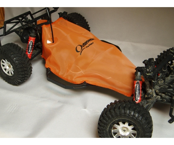 Outerwears Short Course Truck Shroud for the HPI Blitz