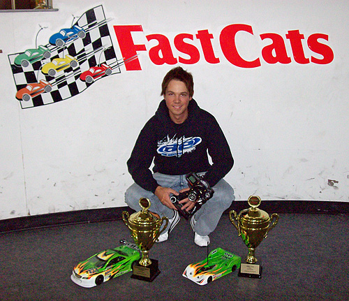 Team Associated wins at 2010 NorthEast Grand Slam Series Round #4 Finals