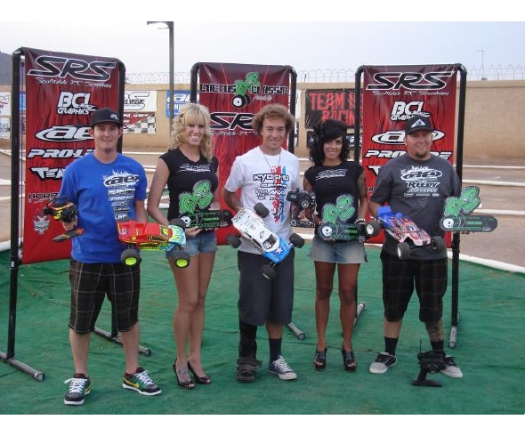 Kyosho wins at Cactus Classic