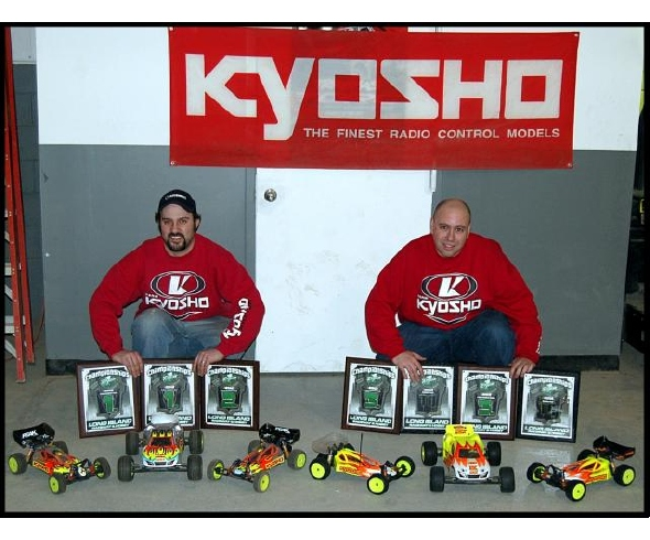 Kyosho Wins Big At ROAR Region 1 Championship Race