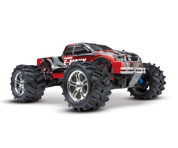 Traxxas E-Maxx and Jato 3.3 Now With TQ 2.4GHz Radio System