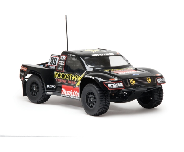 Team Associated SC10 RTR Rockstar 2.4GHz 1:10 2WD Electric Off Road Race Truck