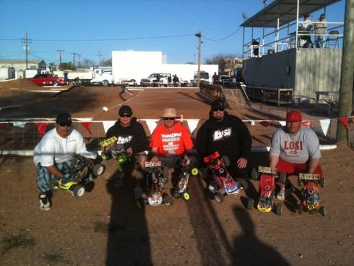 Losi wins at Arizona Championship Series – Round 5
