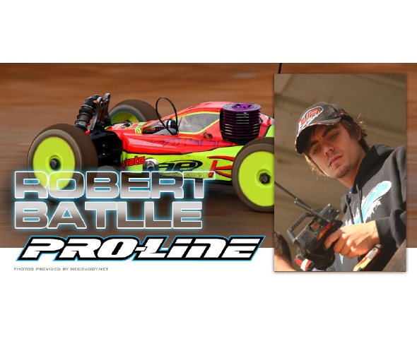 Robert Batlle Joins Pro-Line Racing Team