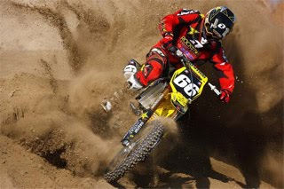 Losi's Blake Baggett Wins First AMA Supercross Lites Class Race of his Career