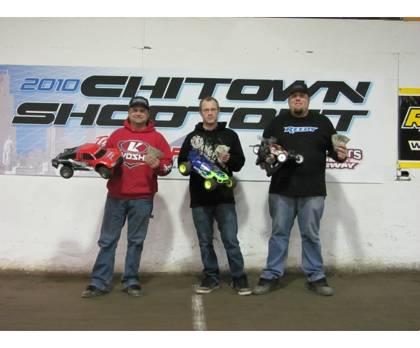 Team Checkpoint wins at Chi-Town Shootout