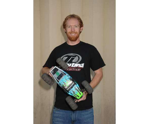 Jake Wright Joins Losi
