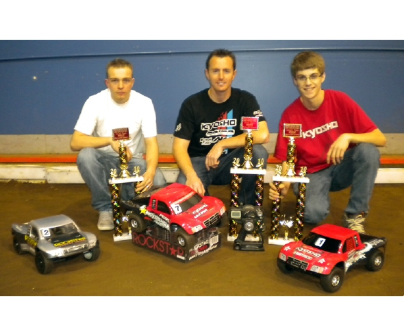 JConcepts Wins Rockstar Short Course Series