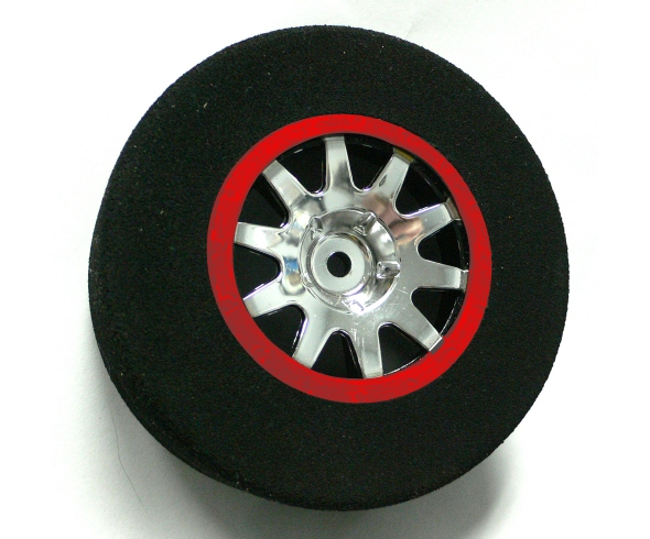 Epic 1/10 Mounted Short Course Truck Foam Tires