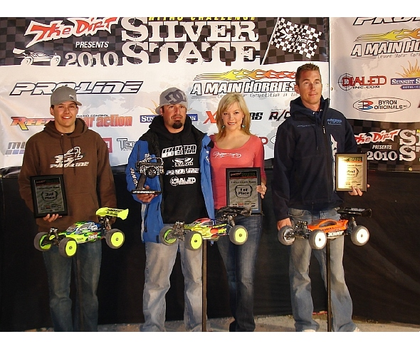Tekno RC Wins Pro Electric 1/8th Class at Silver State Challenge