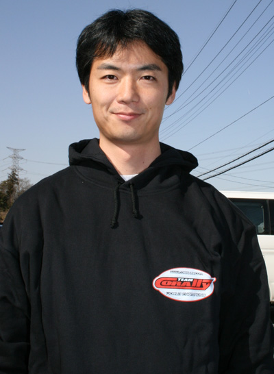 Hideo Kitazawa joins Team Corally Japan