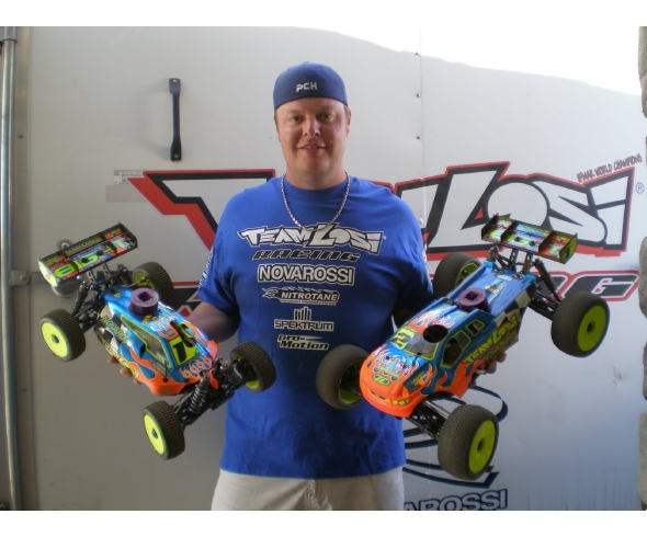 Adam Drake wins at Losi Winter Series – Round 1
