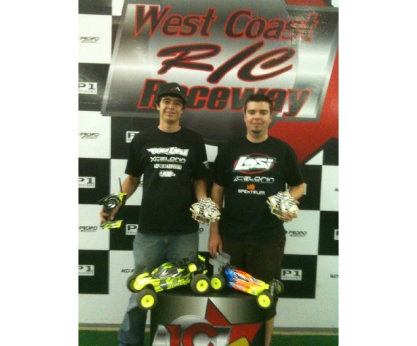 Losi wins at JBRL Electric Series – Round 1