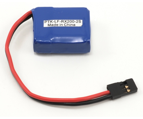 ProTek R/C LiFe and LiPo Battery Packs