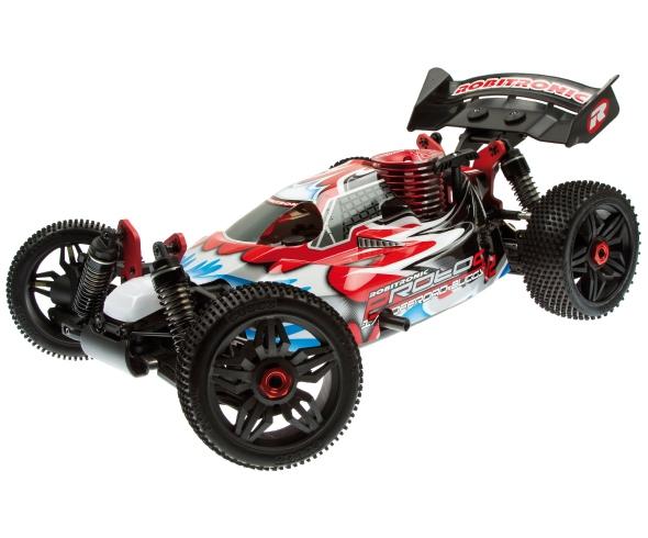 Robitronic Protos v2 1/8 Nitro Buggy ARTR