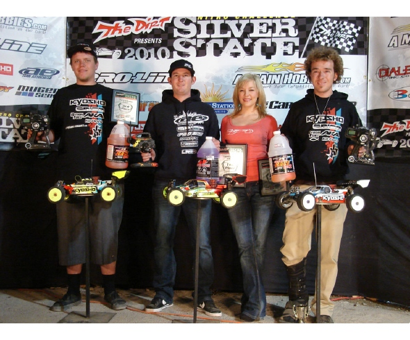 Team Orion Dominates Silver State