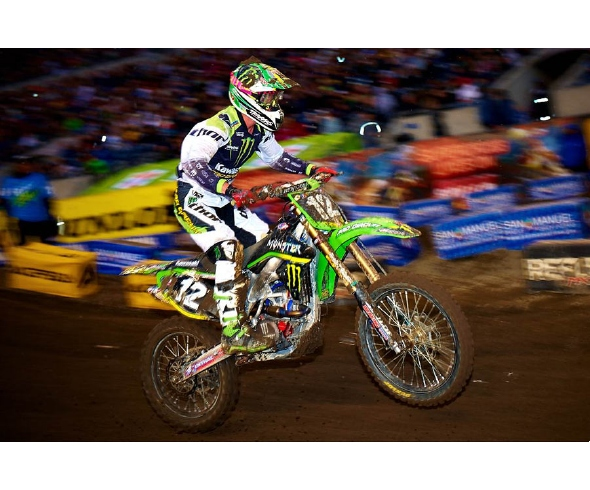 Traxxas-Sponsored Jake Weimer Leads 250 West Series