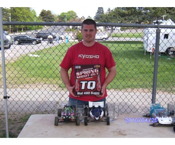 Jesse Munn TQ's and Wins Round #1 of the Northwest Championship Tour