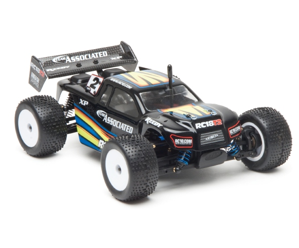 Team Associated RC18T2 1:18 RTR 4WD Electric Off-Road Truck