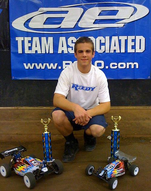 Hartson Wins At JBRL Electric Round 2 at OC/RC