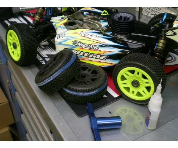 Pro-Line Sneak Peek of V2 Split Six Wheels for 1/8 Buggy and Short Course Trucks