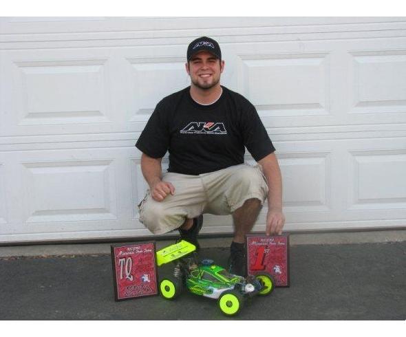 Matt Gosch Joins AKA Race Team