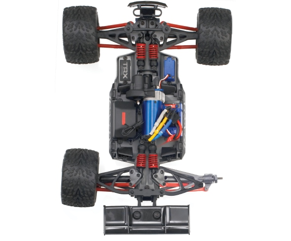 Traxxas 1/16 E-Revo Extended Wheelbase Arms and Wheelie Bar