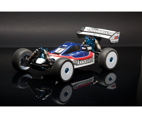 Team Associated RC8Be Factory Team Kit
