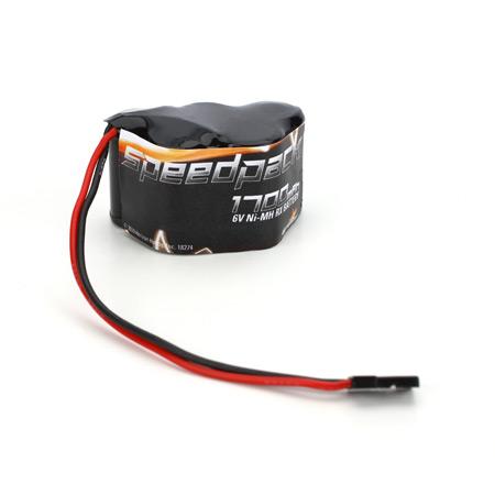 Dynamite RC SpeedPack Ni-MH Batteries