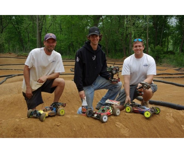Barry Pettit TQ's and Wins Expert Buggy at Round 2 of the NC Championship Series