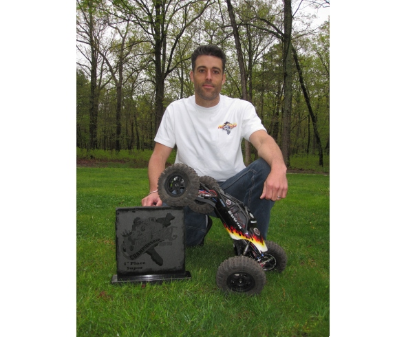 """James """"Turbofest"""" Caruso wins at ECC with RC4WD"""