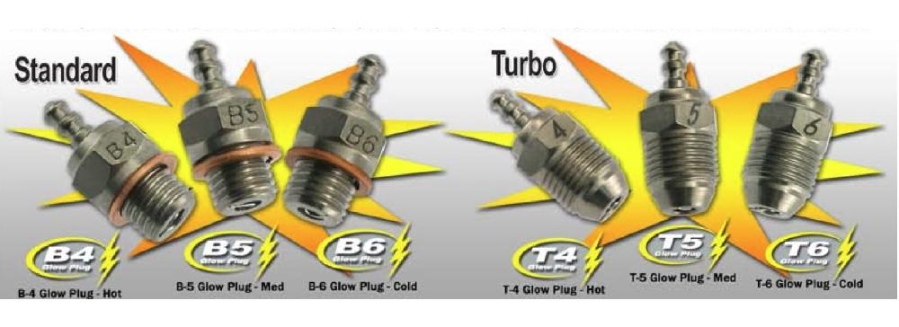 OFNA Platinum Element Glow Plugs