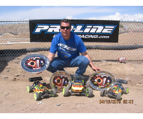 Scott Spear and Pro-Line Win at RC Pro series Rocky Mountain Division Round 1