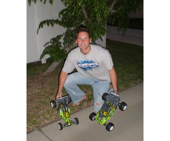 Toby Walker TQ's & Wins with JConcepts