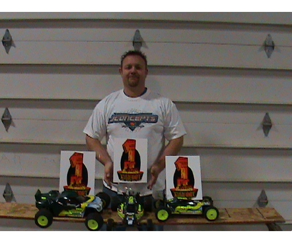 JConcepts wins at Bigfoot Offroad Extravaganza