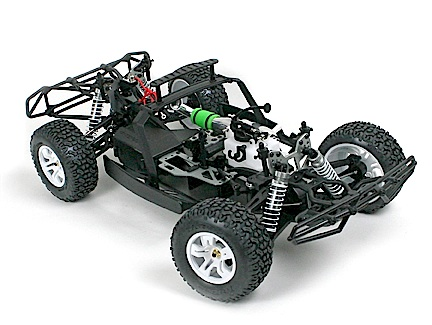 OFNA Hyper 10sc Nitro Short Course Truck Roller