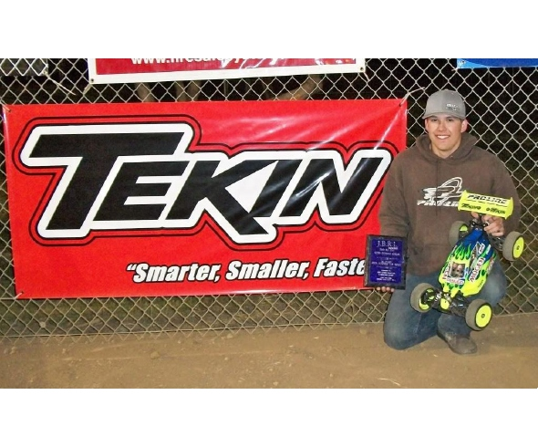 Dylan Rodriguez TQ's and Wins Round 1 of the JBRL