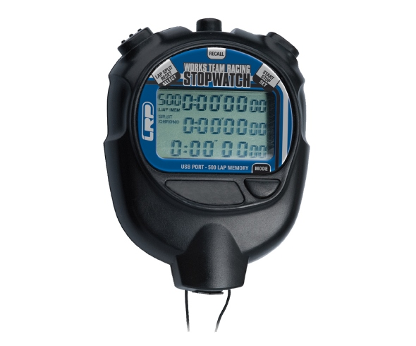 LRP Works Team Racing Stopwatch