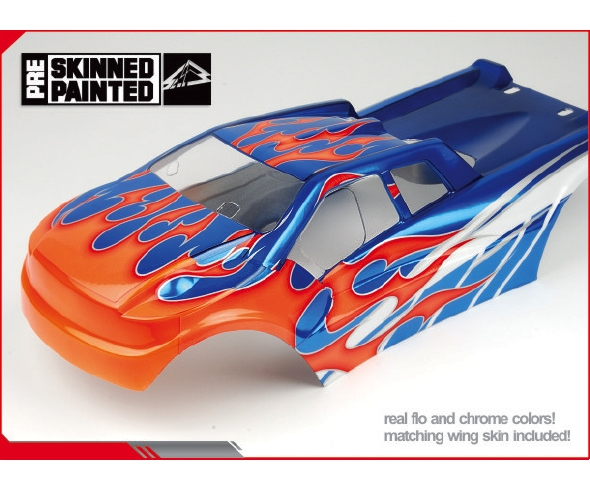 Upgrade RC Pre-Skinned/Painted Bodies