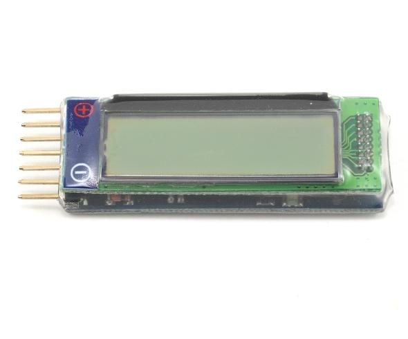 "ProTek R/C ""iChecker"" LCD Lithium Battery Tester"