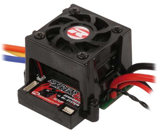 Robitronic Speedstar Brushless 1/8 ESC