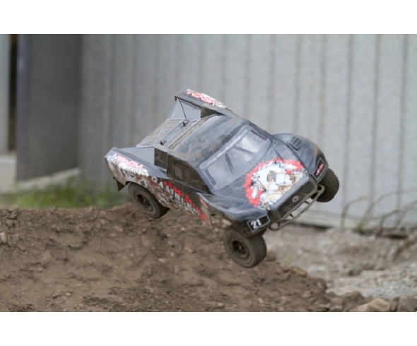 Venom Gambler 2WD Short Course Truck Sneak Peek