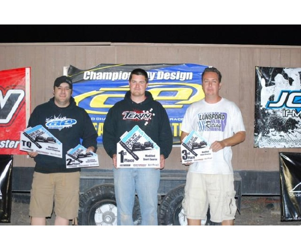 Kyosho Ultima SC Wins Big At The 2010 Northwest Short Course Nationals