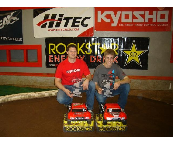 Kyosho Wins at 1st Annual PRCR Invitational