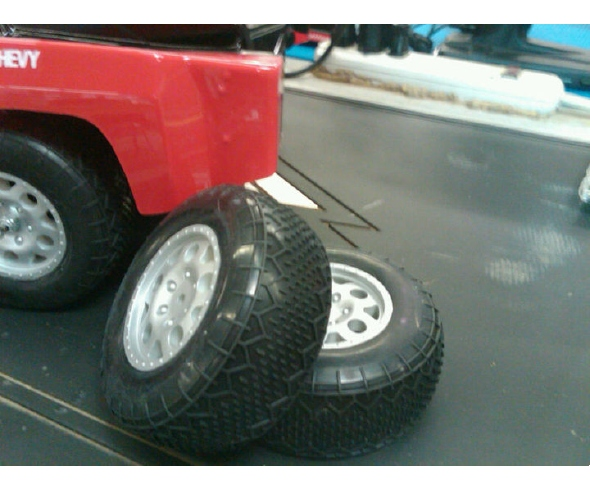 Pro-Line Suburb Short Course Truck Tires Sneak Peak