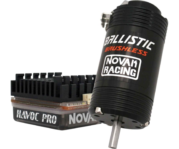 Novak Havoc Pro SC/Ballistic 550 Short Course Systems