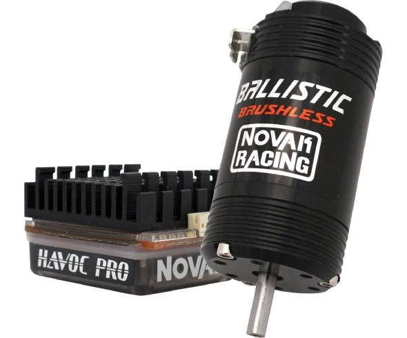 Novak Havoc Pro SC/Ballistic 550 Short Course Systems