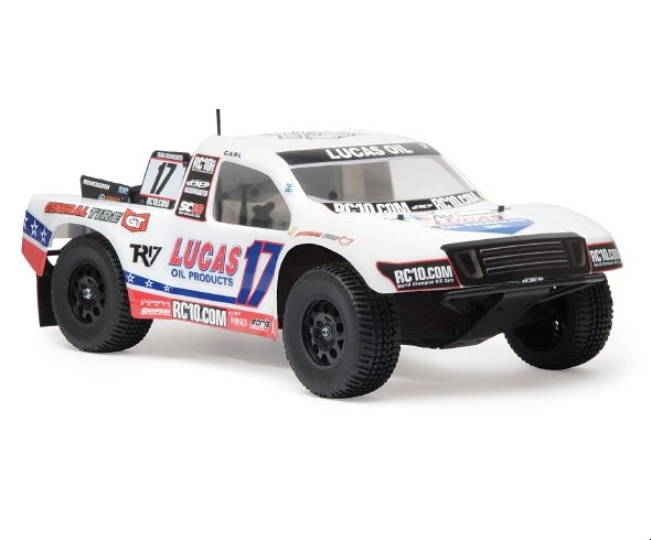 Team Associated SC10 Licensed Replica Bodies